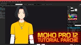 Tutorial Patch | MOHO PRO 12