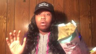 migos rap snacks with a dab of ranch taste test