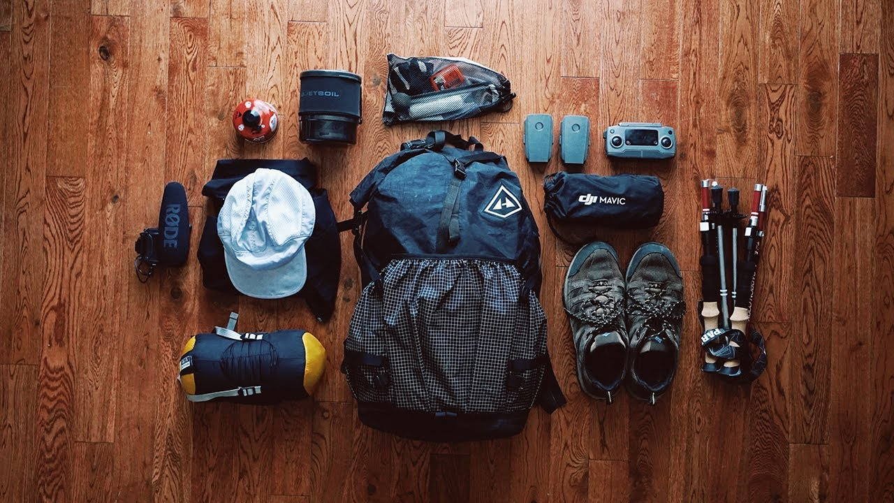 A backpack is the number one piece of gear that you are going to need for day hiking. One that holds 20-30 liters of gear is about right for short, simple hikes, while something bigger is good for treks where more food, water, clothing and gear is required.