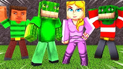 WIR spielen AUF 512x512 ULTRA HD+?! - Minecraft WOLF