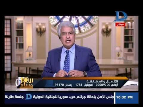 العاشرة مساء مع وائل الإبراشى حول محاربة المد الشيعى داخل مصر العام 11-10-2016