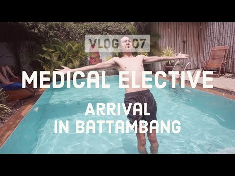 AirBnB Tour + Offered Drugs (Cambodia) - Cambridge Medical Elective #07