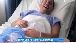 """Lupta Unui """"stejar"""" Al României! Fostul Căpitan Al Echipei Naționale De Rugby Trece Prin Mome"""