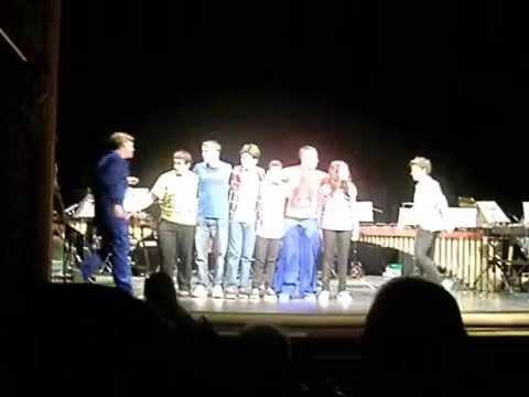 Ensemble Percusión,  Conservatorio profesional de Música Zaragoza