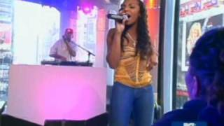 Ashanti & Ja Rule Performing Foolish & Always on time on TRL