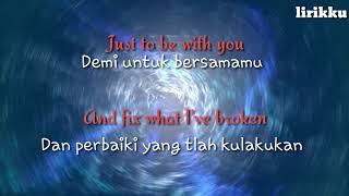 You are the Reason - Calum Scott Lirik+Terjemah Indonesia
