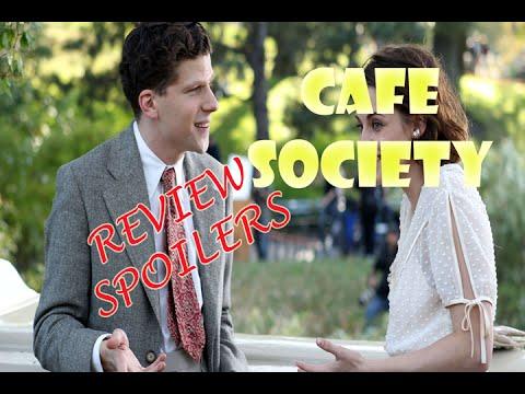Café Society  - REVIEW- CRÍTICA - OPINIÓN -- Woody Allen - Eisenberg - Kristen Stewart
