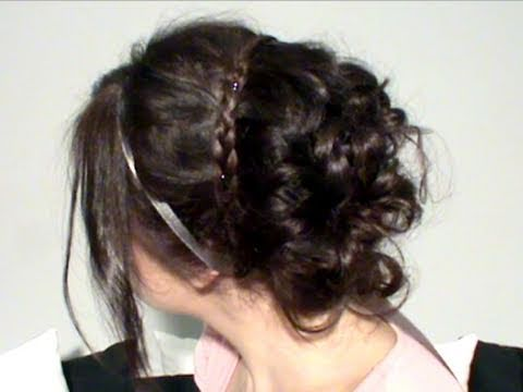 Peinado Fiesta -Inspirado en Serena, Gossip Girl- (Party Hairstyle, Inspired in Serena) Videos De Viajes