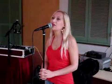 Madalice one more chance (madonna cover)