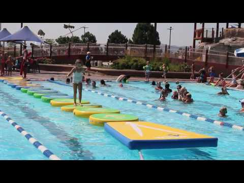 The Salt Project Visits Lindon Aquatic Center Part 2