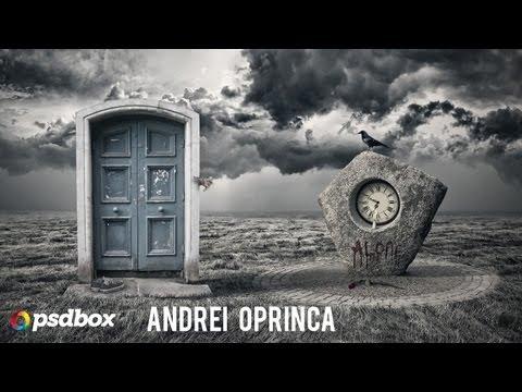 Surreal Manipulation Tutorial - Alone (PSD Box)