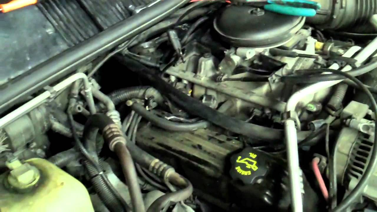 medium resolution of where s the crankshaft position sensor and how to fix it grand cherokee v8