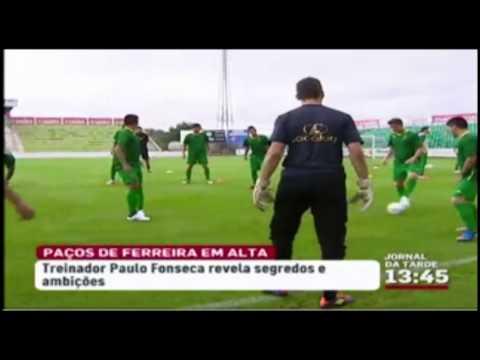 Paulo Fonseca RTP
