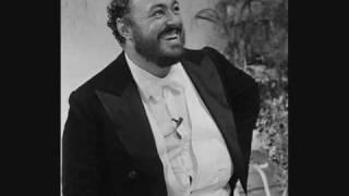 Luciano Pavarotti E lucevan le stelle Tosca G Puccini