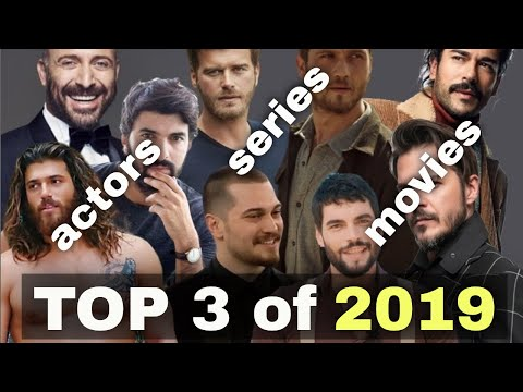 The most popular actors, films and TV shows in Turkey in 2019