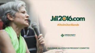 jill stein campaign ad aired on cnn 08 03 2016