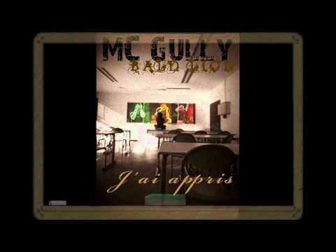 Bald Lion (ex MC Gully) - j'ai appris (avec Lyrics) décembre 2011