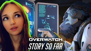 The Story So Far - Overwatch Reaction