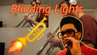Blinding Lights - The Weeknd (Trumpet Cover)