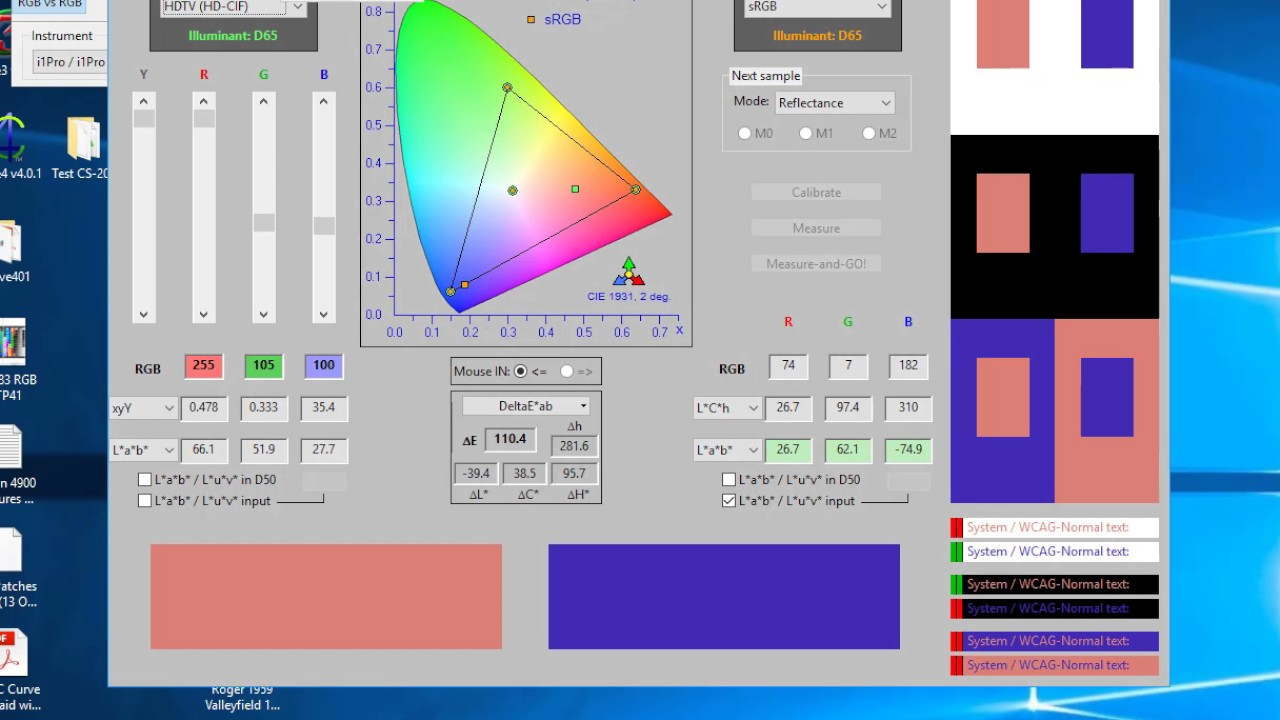 Munsell Colors -- Applications (2017 August 03) - YouTube