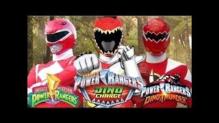 Power Rangers Dino Charge Team Up