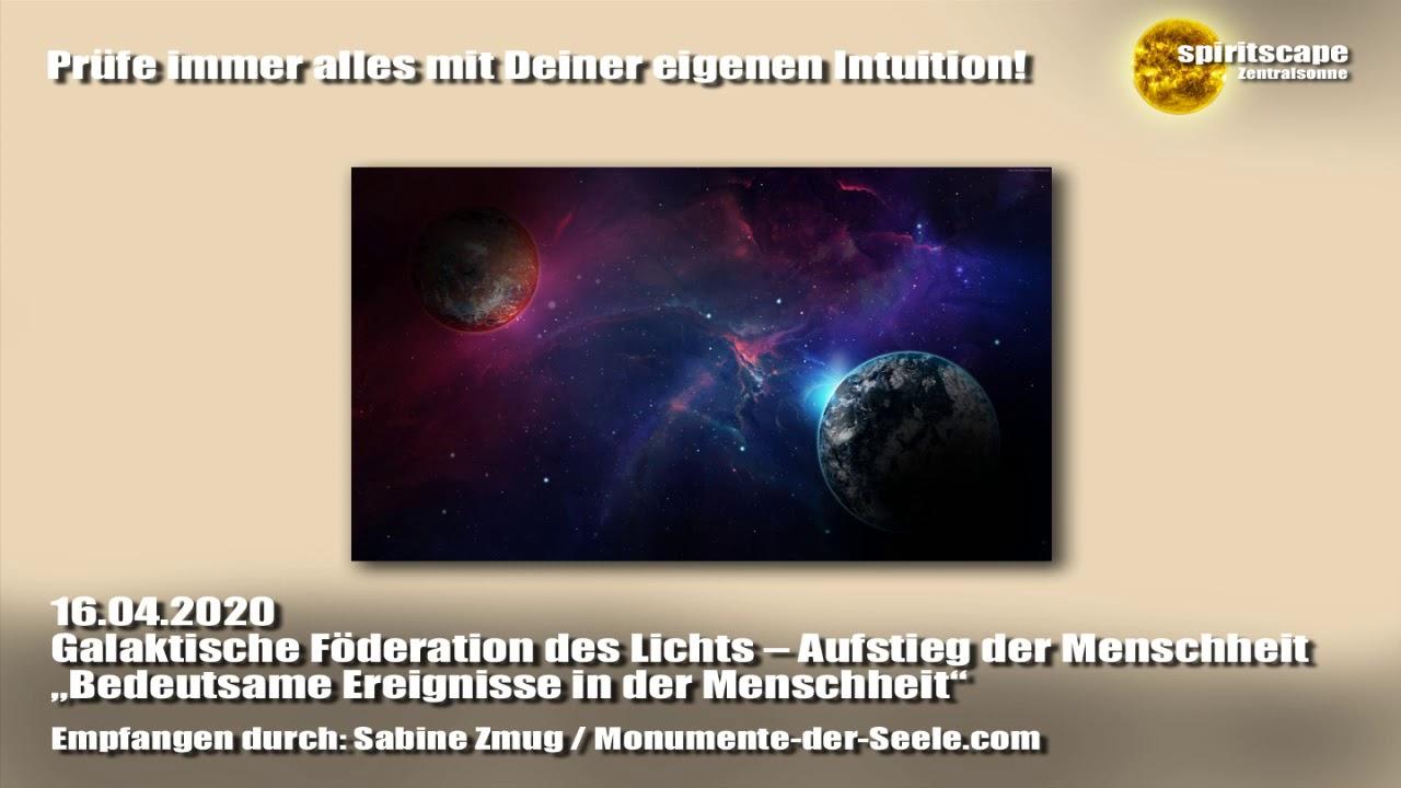 Galaktische föderation des lichts 2019