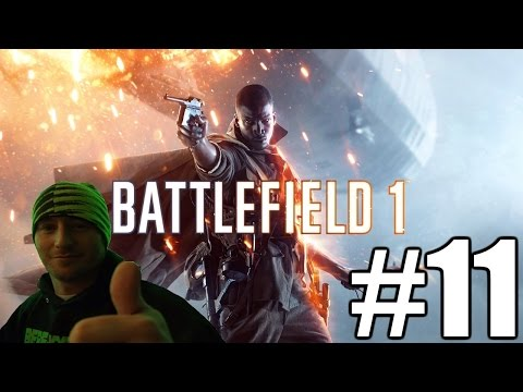 Battlefield 1 Campaign Gameplay Playthrough #11 - The End (PC)