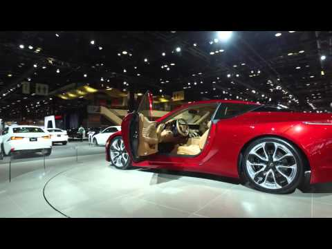 Chicago Auto Show 2016 - DJI OSMO