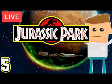 Rimworld A17 ► Jurassic Park - Episodio 5