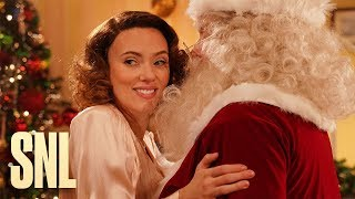 I Saw Mommy Kissing Santa Claus - SNL