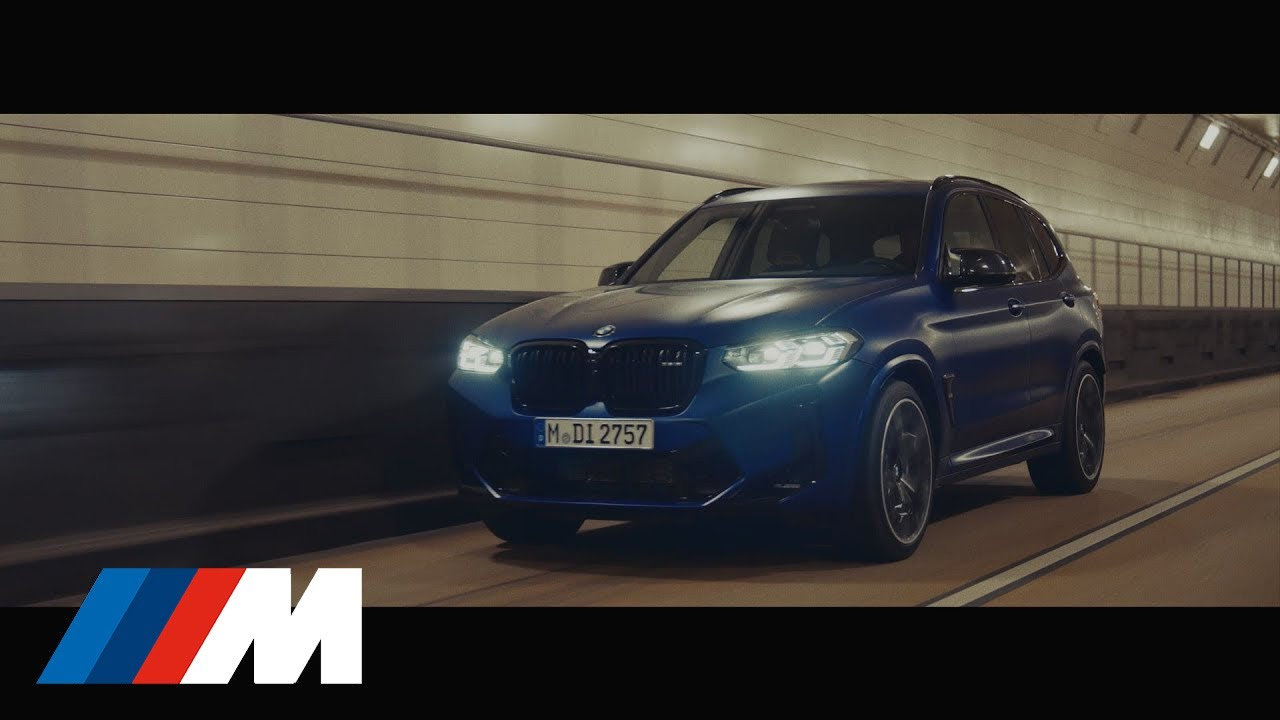 THE NEW X3 M.