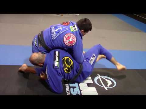 """Highlight Clip: Faria Commenting On His Sparring Sessions For His DVD """"The Battle Tested Half-Guard"""""""