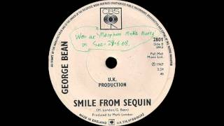 George Bean - Smile From Sequin