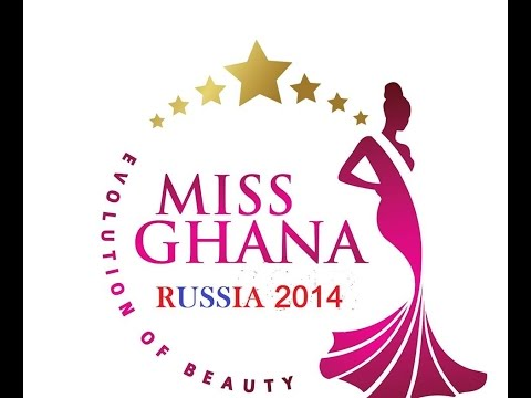 Miss Ghana Russia 2014
