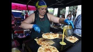 KOLKATI: Indian Street Food Kolkata Kati (Kathi) Roll Wraps, Paddington Kerb Market & Alchemy London
