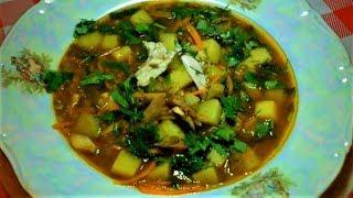 Суп  из чечевицы.👌🥣   Вкусно  просто быстро.👌👌👌