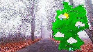 Wetter - Trüber Start in die neue Woche (01.12.2019)