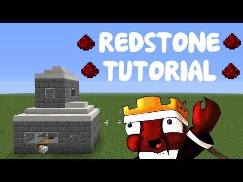 Minecraft 1.10: Redstone Tutorial - Cool Chicken Farm (Semi-Auto)