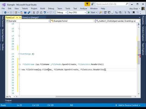 Compress file using GZipStream in c#