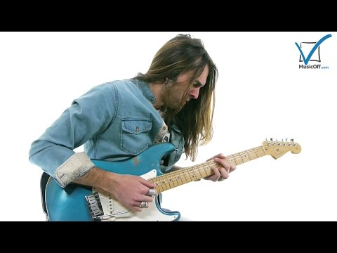 Stevie Ray Vaughan - Riviera Paradise Guitar Lesson | How to Play!