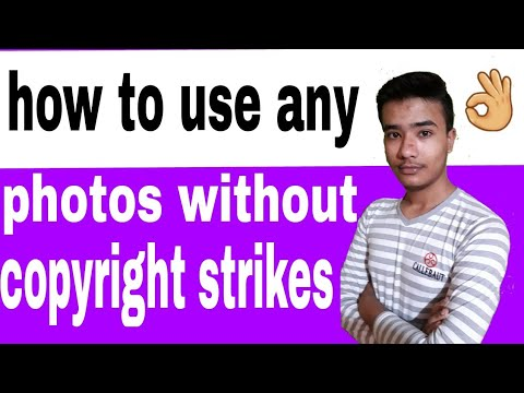 How to use any image and photo without copyright strikes 100% working