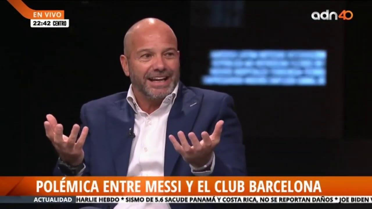 Termina la novela de Messi y el Barcelona | Análisis 4 de septiembre 2020