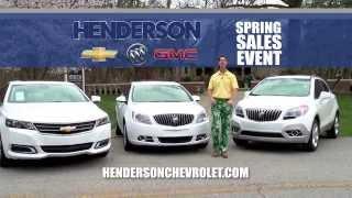 Henderson Chevrolet Double Down April 2015