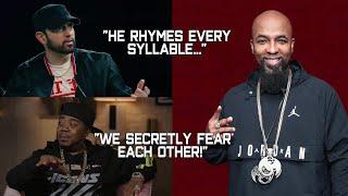 Rappers Talking About Tech N9ne (Eminem, Hopsin, Dax, Token, Twista & more)