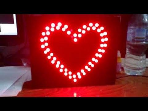 Hướng dẫn thiết kế đèn led bằng corel x7, hướng dẫn tô màu chữ bằng corel