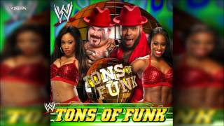 "WWE: ""Somebody Call My Momma"" (Tons Of Funk) Theme Song + AE (Arena Effect)"