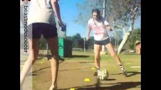 Beast Mode Soccer - Buddy Training Drills 1