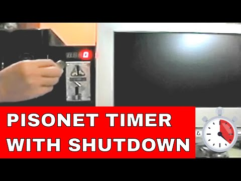 Coin Operated Timer for PC Demo