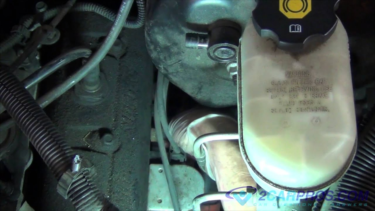 Coolant Temperature Sender Replacement Chevrolet Blazer 1995 2005 W 4 Electrical Wiring Diagrams Youtube