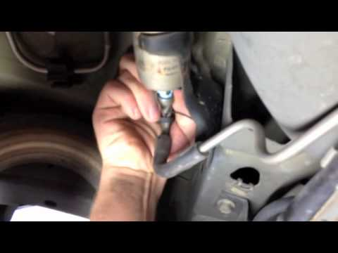 how to change mach 1 fuel filter